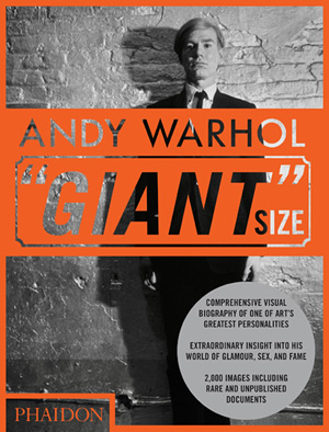 "Andy Warhol ""Giant"" Size by Phaidon Fete-a-Tete"