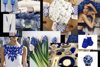 Color Crush: Cobalt Fete-a-Tete 1