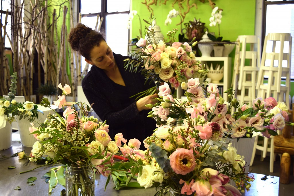 Dishing with Corrie Schankler of Petal NYC Fete-a-Tete 1