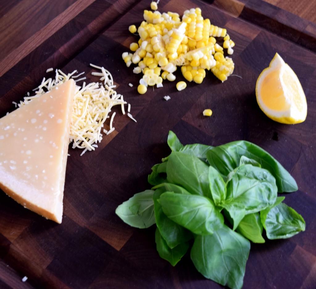 Corn-Basil Pesto Fete-a-Tete 2