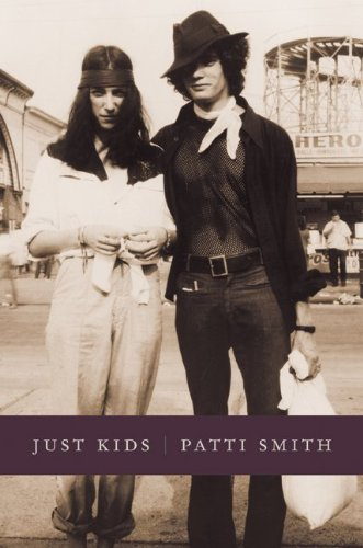 Just Kids by Patti Smith Fete-a-Tete
