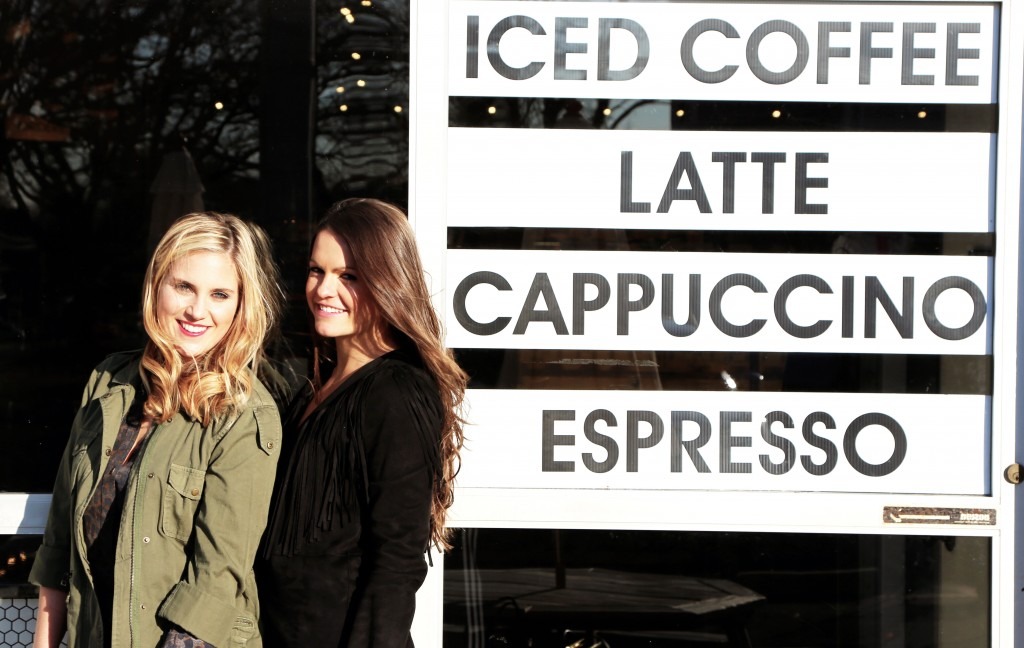 Coffee: Because You Don't (Always) Need Booze to Be Besties Fete-a-Tete