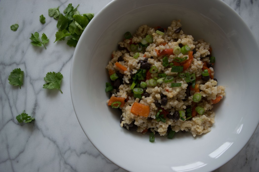 how to make brown rice out of white rice