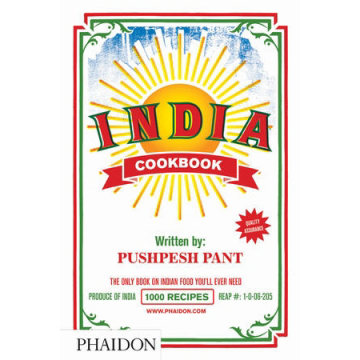 India Cookbook by Pushpesh Pant Fete-a-Tete