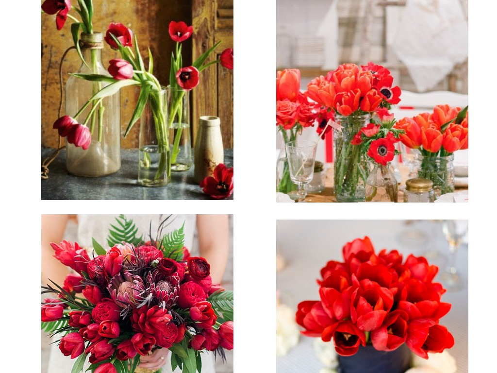 Floral Counsel: We're Seeing Red Fete-a-Tete 2