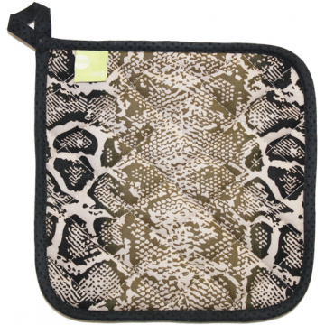 Snakeskin Pot Holder Fete-a-Tete