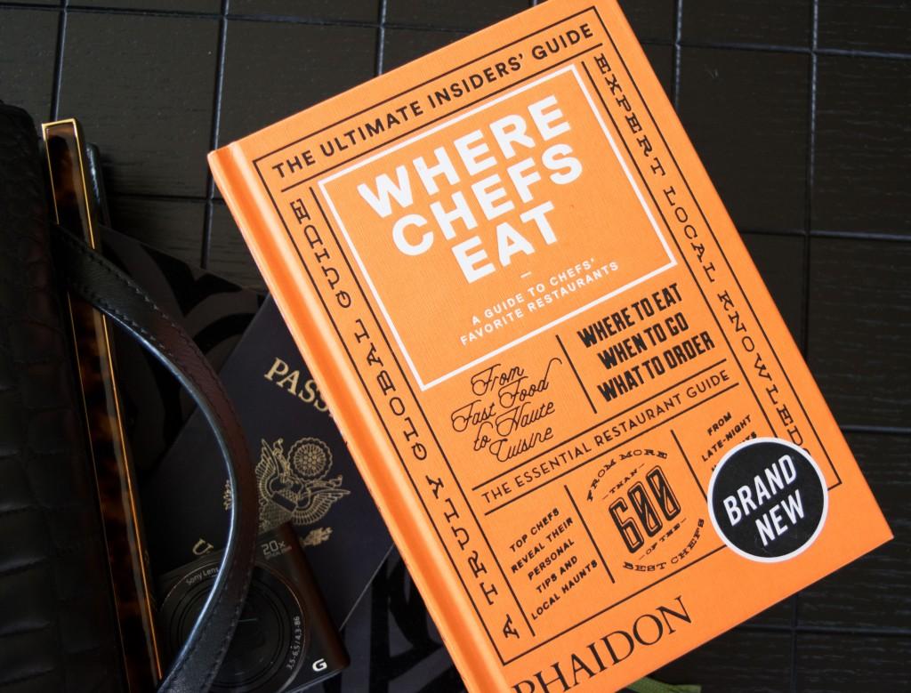 Book Report: Where Chefs Eat, A Gluttonous Traveler's Companion Fete-a-Tete 1