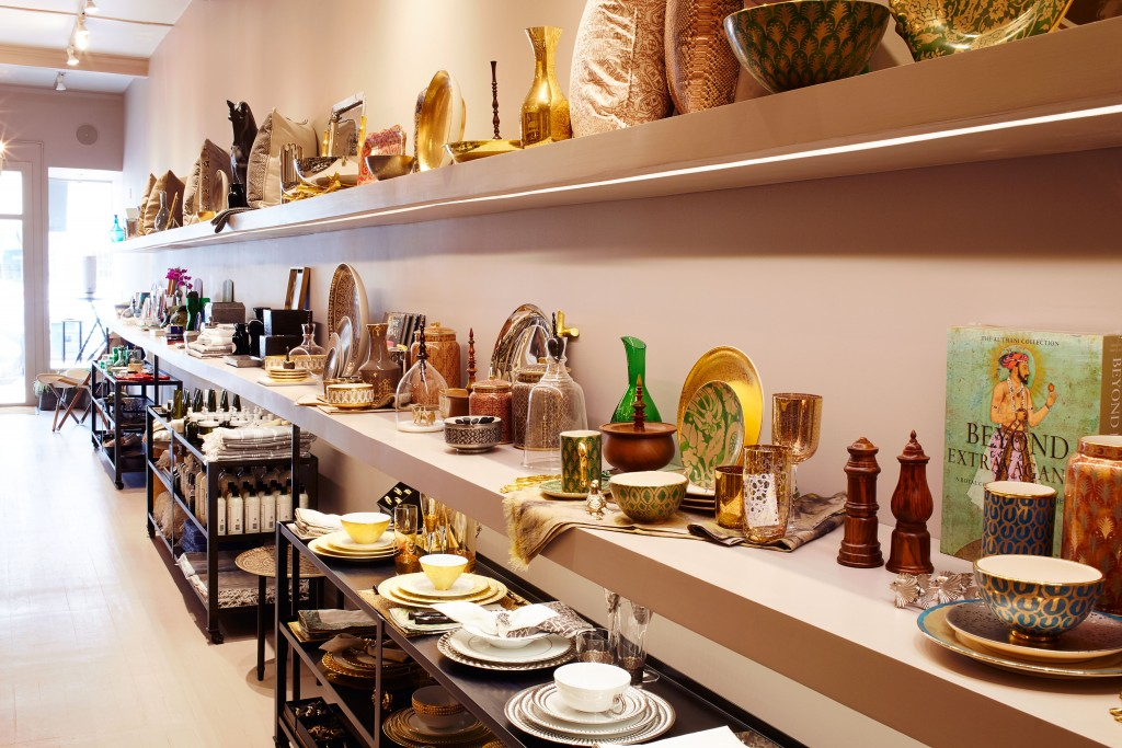 L'Objet a la Plage (Southampton): Because Shopping is Exercise Fete-a-Tete 3