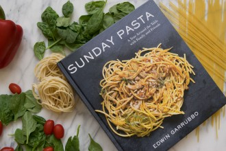 BOOK REPORT: Sundays are for Carbo-Loading Fete-a-Tete