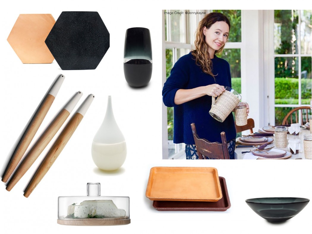 Something You Should Know: Jenni Kayne Does Tableware | Witten Kitchen