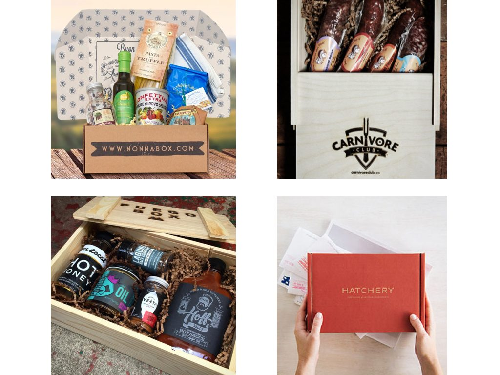 Fete-a-Tete Subscription Box Ideas for Hostess Gifts