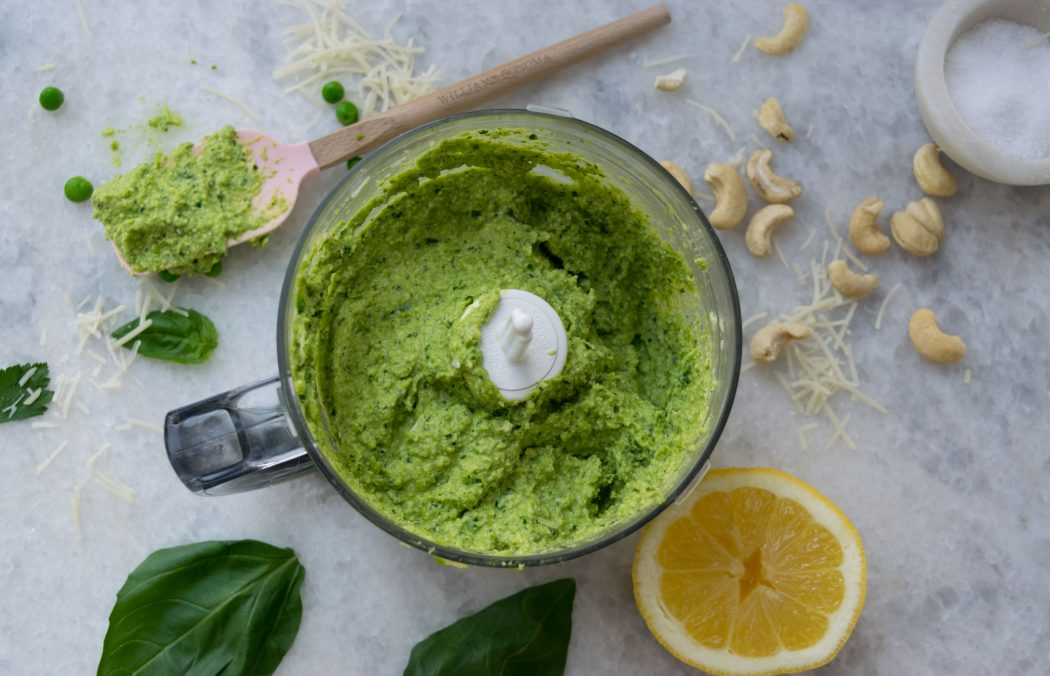 Katie S Bright Kitchen Pesto